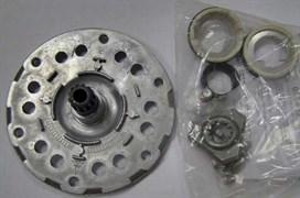 Фланец барабана со стороны шкива из комплекта cod052 Bosch Gorenje BRANDT cod2915