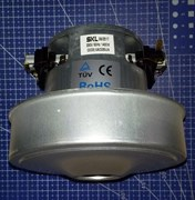Мотор пылесоса SKL 1400W H=116, D=130mm VAC035UN зам. DJ31-00007, DJ31-00005, VAC521UN, H075, 11me63, 11me66, VAC021UN, VAC020UN, VCM-04, VCM-02