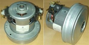 Мотор пылесоса 1200W H=104/35mm, D=105/72/23 зам. VC07W29-SX VC070292AQw
