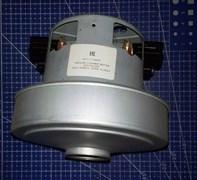 Мотор пылесоса 1670w H=110/40mm, D121/84mm, VCM-K60EU VC072672AFw зам. DJ31-00120F, VAC006SA, EAU61523202?, EAU61523210, VCG214E05A, VCG214E02