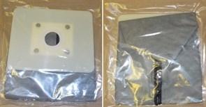 Мешок пылесборник пылесоса на замке, универсальный PSU004 зам. PSU005, VC0802Ew, VC0803Ew