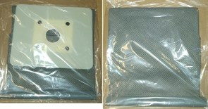 Мешок пылесборник универсальный многоразовый на задвижке PSU005 зам. PSU004, VC0802Ew, VC0803Ew