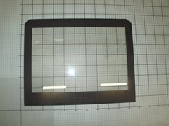 Стекло внутреннее двери духовки Hansa Internal glass panel 3182 зам. 9052827
