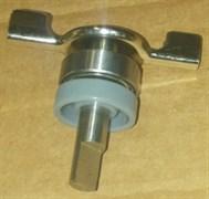 Шток ножа хлебопечки LG с подшипником и сальником 8x22x7 для ведер 1,5 и 2л STL001 зам. BM0501w, 9999990072, сальник-BM0407W