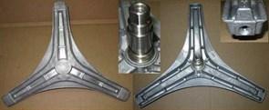 Крестовина барабана стиральной машины LG, DAEWOO зам. 361A300500, 361A300300, 4093536 cod736
