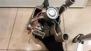 Мотор стиральной машины б/у Motor42BU