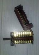 Переключатель духовки GOTTAK плиты Дарина 10поз (9+0) COK324UN зип 800803