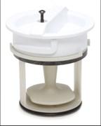 Заглушка-фильтр насоса стиральной машины CANDY зам. 91940540, 92945468, WS019 FIL001CY