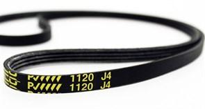 Ремень 1120 J4 черный 1120мм, megadyne BLJ113UN