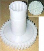 Шестерня шнека мясорубки D82/30.3mm, H-81/17mm, Z-38/12зуб зам. RD002, SUM8038 MM0394W