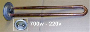 ТЭН водонагревателя RF-64 700w 230v M6 медь SpT066056 зам. 3401335, 182500, TM13982c, WTH000TX ET1271cu