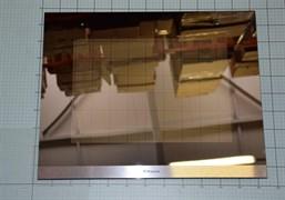 Стеклянная панель