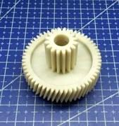 Шестерня мясорубки Vitek D-46,5/18mm, зубья 55/16шт, H=32,5mm