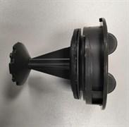 Крышка фильтра насоса стиральной машины LG 383EER2001B зам. 5230ER3001A, FIL004LG смотри резьбу
