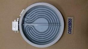 Конфорка стеклокерамика D200mm 1700W/230V 10.78431.052 EGO спираль