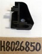 Крепление стекла духовки плиты Hansa левое верхнее 8026850