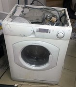 Стиральная машина с сушкой БУ Ariston AMD129EU зам. 080305890000 408303081
