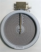Конфорка стеклокерамической плиты 1зон 1200W 230V Ego 204201