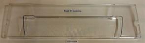 Панель ящика холодильника Индезит откидная узкая 45,5*12,8см 70904(1480274800) 856031