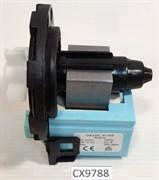 Насос СМА Beko Bosch 30W 8 защелок, клеммы вперед вместе, медь зам. 63AK510, 10ma53, AV5460, AV54560, 163LG55, PMP101UN, 10PL02, 1.47.000.21, 63AK509, 50218959000, PMP200UN, RP25-3E