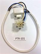 Предохранитель 3-х контактный ПТР-101 с колодкой ТАБ-Т-19 PTR101 зам. W16002190903, 851084, C00851084, 851160, C00851160, ПТР101