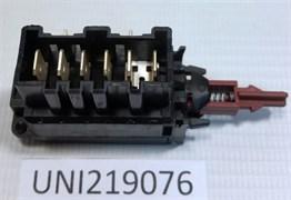 Кнопка включения посудомоечной машины ZANUSSI, AEG 219076 зам. 8996454259228, 8996454280737 , 1249271402, 1240333003, 1245406002, 1240323004