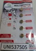 Набор форсунок газовой плиты универсальных 537505