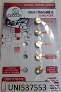 Набор форсунок газовой плиты 537553