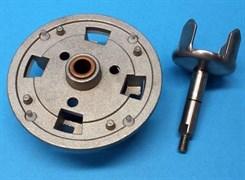 Втулка в сборе Привод мотора хлебопечки Gorenje BM900W, BM900W-UR, BM910W зам. 587058