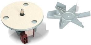 Вентилятор обдува духовки 30w D145/25mm шток14mm зам.16mf04, 22LF0021, COK400UN, 7000007, 104840 CU2828