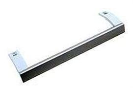 Ручка двери холодильника Атлант L=315мм светло-серая зам. 730365800800