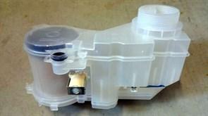 Бачок для соли (декальцинатор) с клапаном посудомойки Hansa зам. 1030882