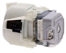 Мотор циркуляции посудомойки Bosch Siemens 655541 зам. 12024283