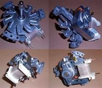 Мотор Вентилятора конвекции духовки BEKO (обдува коптильни) 22W 230V шток-45мм COK400AC зам. 264440102