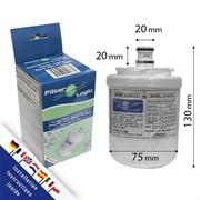 Фильтр воды холодильника FFL-161M MAYTAG UKF700 зам. 480181700844 480181700734, Arcelik Beko 4346610101, 4830310100, Smeg 763410342
