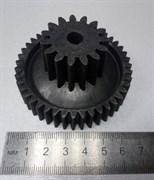 Шестерня Redmond, Д-67/33мм, зубья 43/15шт. (Прямой/прямой), H-37мм. (RMG-1211-7-E, RMG1211)
