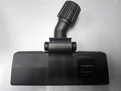 Щетка-Насадка пылесоса универсальная, цанговый зажим с колёсами 49NO208
