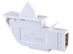 Кнопка вкл/выкл света холодильника SHARP 28Y1H2 3конт. 229021