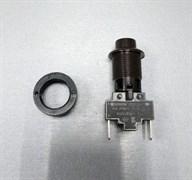 Кнопка розжига GEFEST, ПКН-526.2-444 коричневая