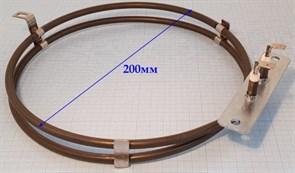ТЭН конвекции коптильни (обдува духовки) 2000w ДеЛюкс (Deluxe) TDE421-01