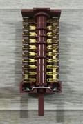 Переключатель режимов духовки VESTEL GOTTAK 870900K 7поз.(6+0) зам. 32016043