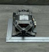Мотор стиральной машины Indesit Ariston 6пров. Welling J-ремень L=215мм, l=185 мм, l1=27мм CAD030