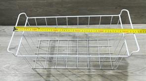 Корзина для ларей Бирюса 200, 260, 355 широкой серии с глухой крышкой 53,5*25*20,5см зам. 0762020000