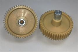 Шестерня Moulinex шестигр.внутрь, D=82/23/16mm, H72/53/22, зуб-46шт z25.001-ml зам. MS023, MSR25001