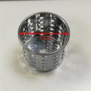 Насадка барабанчик-терка для мясорубки Moulinex SS-989853 (крупная)