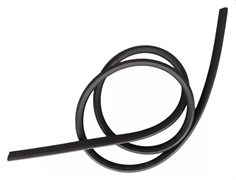 Уплотнительная резина двери настольной посудомойки Zanussi П-вид зам. 4055165189