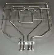 ТЭН духовки Bosch Siemens 1300+1500W 230V EGO 203265 зам. 2035066000, 20.35066.000, 00684722, 00470970