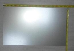 Слюда для СВЧ 500x300x0,4мм MCW901UN зам. N761, N762, 481946270001, 49IS001