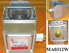 Магнетрон СВЧ LG MA0312W зам.MCW360LG, 2M253J, 2M214-01GKH, 2M213-01GKH, 2M226-01, M246-050GF, 2M246-01GKH, 2M246050GF, 2M217J, M24FB-610A, M24FA-410A, 2M218-JF, 2M219J, 2M214-39F, 2M167B-M47, 2M218-HF, 2B71732G, 2B71732B, 2B71732F, 2M214-01TAG