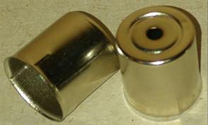 Колпачок магнетрона СВЧ D=15mm круглое отверстие KMG001 зам. klp015, KLP015M